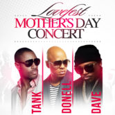 LoveFest: Mother's Day Concert