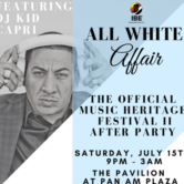 INDIANA BLACK EXPO'S ALL WHITE AFFAIR