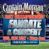 2017 Championship FANgate and Concert with Mixtape and Dude!
