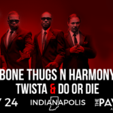 Bone Thugs, Twista & Do or Die Performing Live