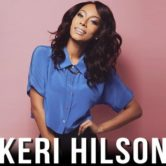 Keri Hilson Live….W/ Special Guest Host Chris Downing