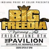 Big Freedia Live at the Pavilion
