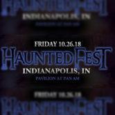 Haunted Fest 2018