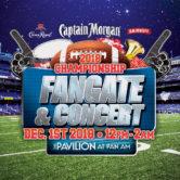2018 Championship FANgate