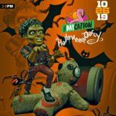 Halloween Daycation