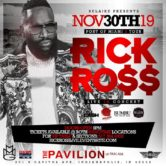 Rick Ross Live at the Pavilion