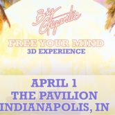 BIG GIGANTIC – FREE YOUR MIND 3D EXPERIENCE
