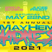 Mayhem Madness Concert Featuring Erica Banks and Jucee Froot
