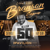 Vibes On Saturday Presents: Branson Cognac Launch Party Hosted by 50 Cent
