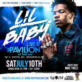 Lil Baby Live at the Pavilion