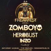Freakfest with Zomboy